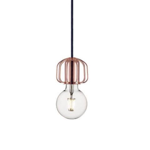 Подвесной светильник копия ASKJA by Nordlux (розовое золото)