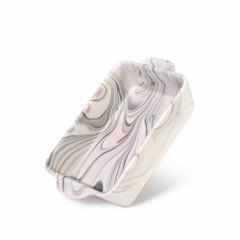 6185 FISSMAN Форма для запекания 20x14,5х5см / 1,0л VALENCIA Прямоугольная (керамика)