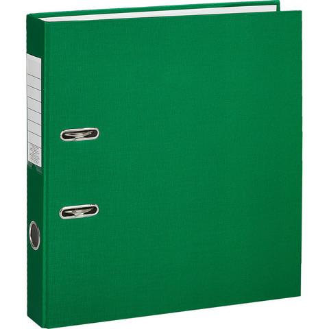 Папка-регистратор Attache Economy 50 мм зеленая (10 штук в упаковке)