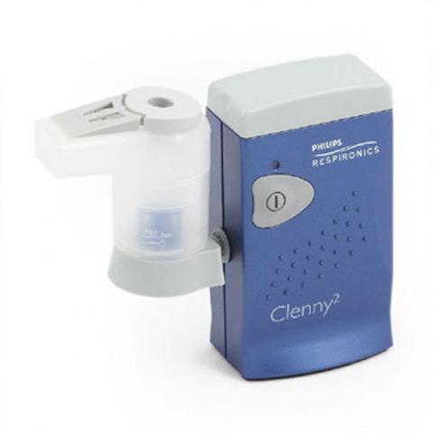 Портативный компрессорный небулайзер Филипс  Philips Respironics Clenny2