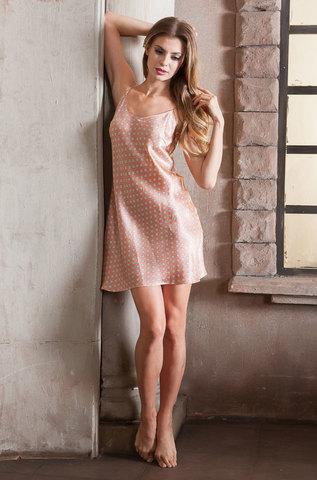 Сорочка женская натуральный шелк  MIA-MIA  Agata АГАТА  15120