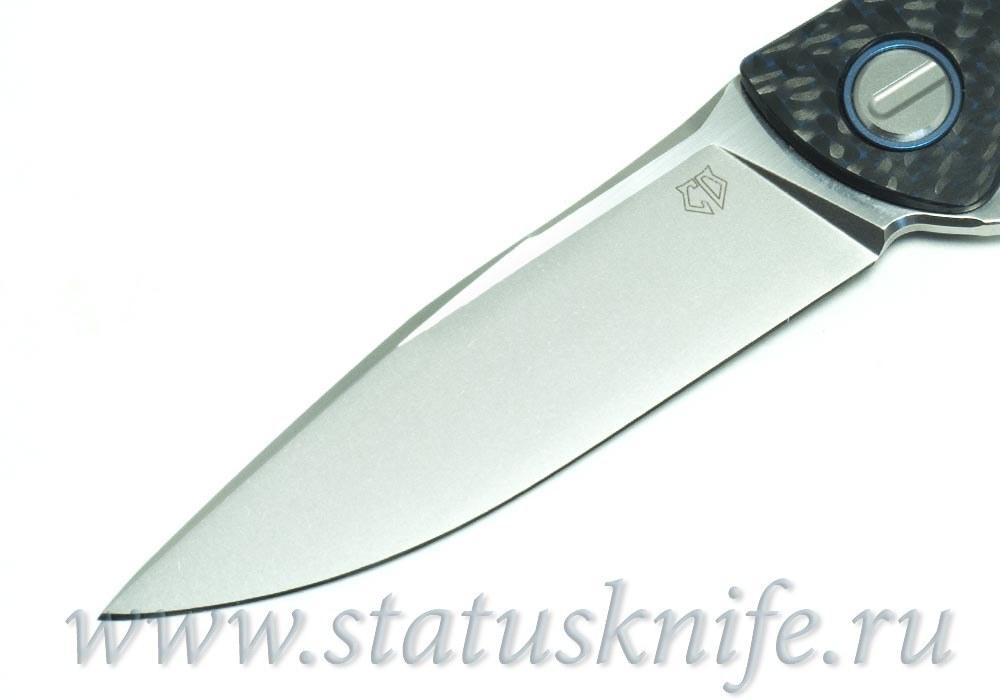 Нож Широгоров ХатиОн HatiOn CD Custom Division - фотография