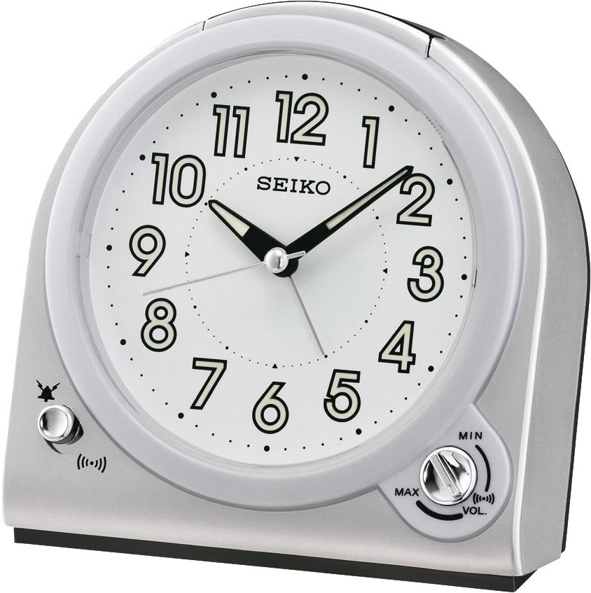 Настольные часы-будильник Seiko QHK029SL