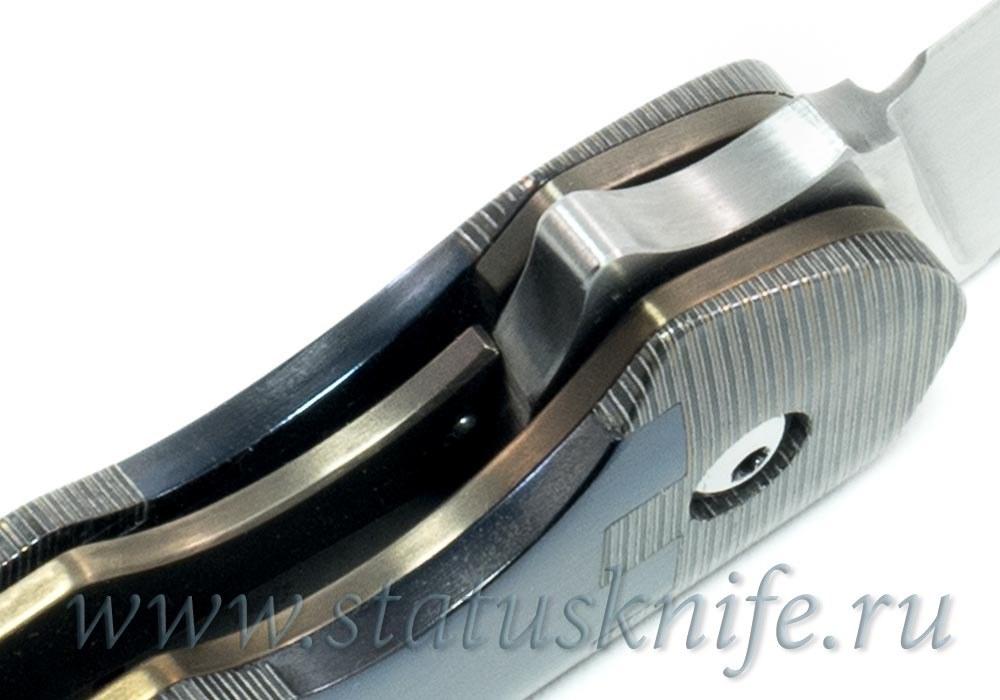 Нож Destroyer Escort-Dovetailed Scales - фотография