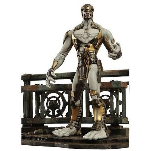 Марвел Селект фигурка Читаури — Marvel Select Avengers Movie Loki's Army Footsoldier (Chitauri)