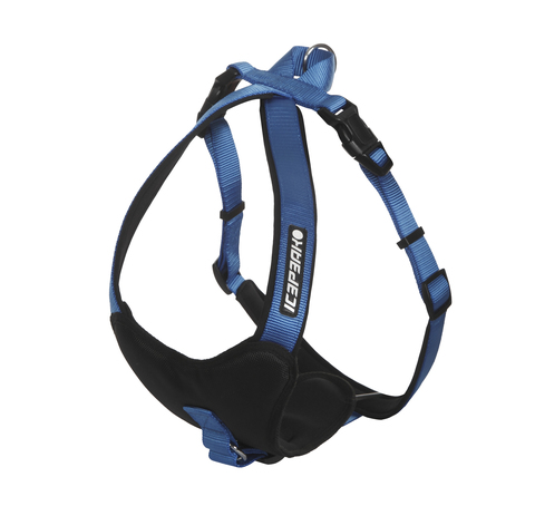 Шлейка ICEPEAK PET PROZONE SUPER HARNESS, синяя
