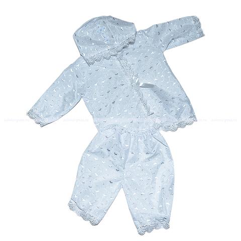 Крестильный набор шитье для мальчика (62-74) 5.6.ЖН10