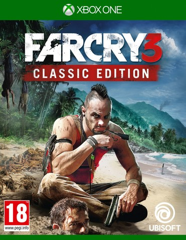 Xbox One Far Cry 3. Classic Edition (русская версия)