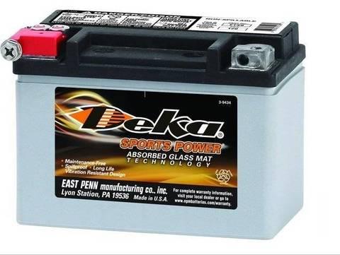 Аккумулятор DEKA ETX9