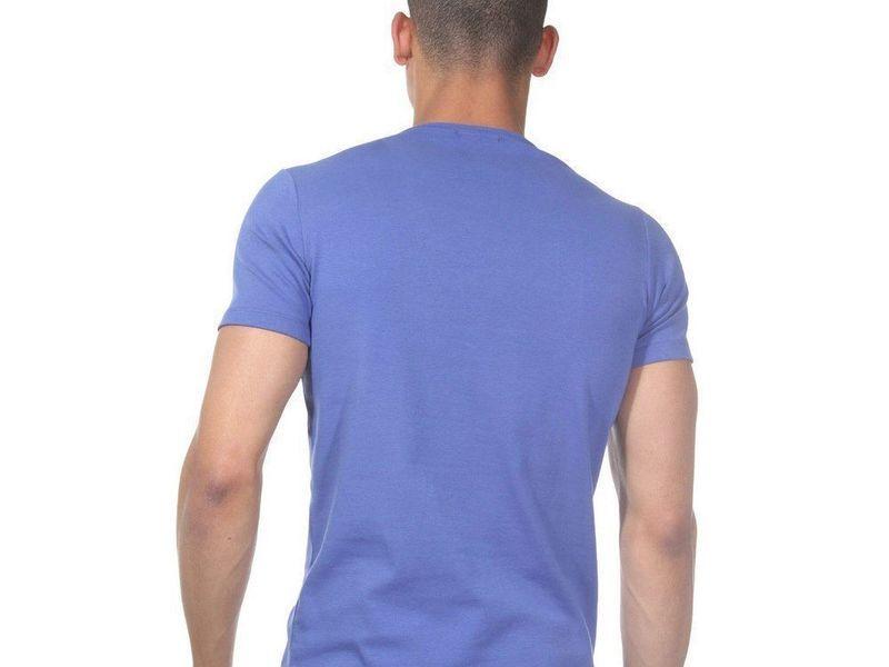 Футболка мужская синяя DARKZONE DZN8615