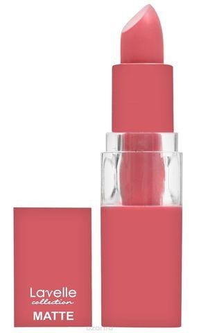 Лавелль помада LS-09 матовая тон 03 кораллово-розовый