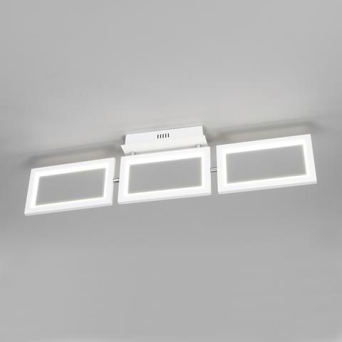 Потолочный светодиодный светильник 90223/3 белый