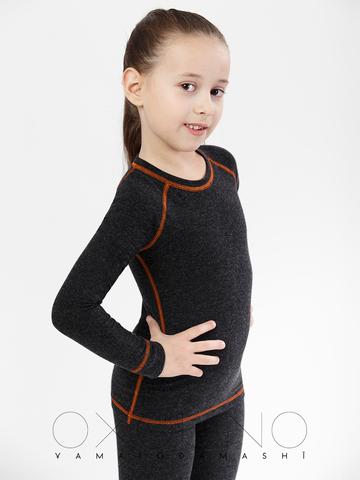 Детская термофутболка для девочек Oxo 0521 Anka Oxouno