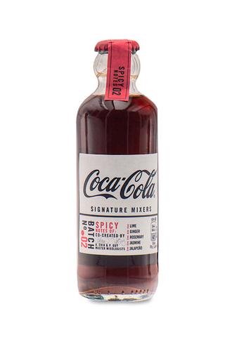 Coca-Cola Signature Mixers Spicy, 200 мл
