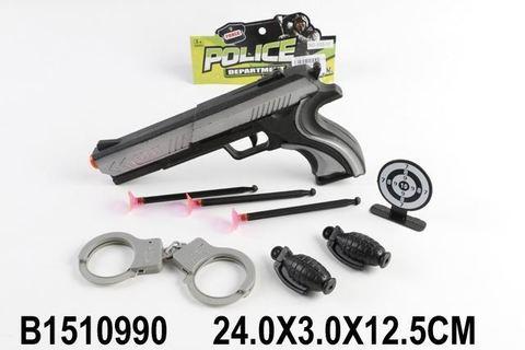 Полицейский набор в пак.330-17 /360/180