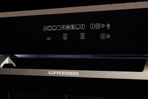 Духовой шкаф Kuppersberg OZ 969 BL-AL