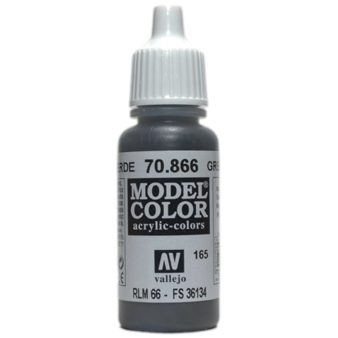 Model Color Grey Green 17 ml.