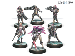 The Steel Phalanx (ALEPH Sectorial Starter Pack)