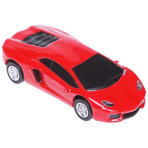 USB-Флешка Автомобиль красный