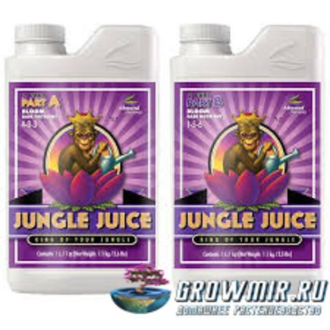 Advanced Nutrients Jungle juice 2-parts A & B Bloom