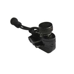 Ремонтный набор для молнии, никель чёрный, размер L  AceCamp Zipper Repair Black Nickel, L