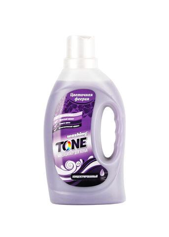 Sellwin Pro  Washing Tone Кондиционер для белья концентрированный Цветочная феерия 1000мл