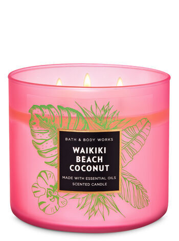 Свеча Bath&BodyWorks Waikiki Beach Coconut