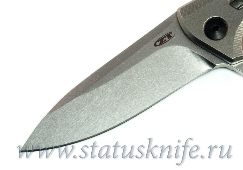 Нож Zero Tolerance ZT 0801Ti Rexford - фотография
