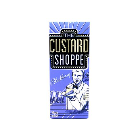 Жидкость The Custard Shoppe Blackberry