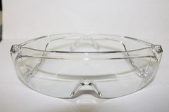 Защитные очки TEMREX EYEWEAR ENCON 1900 (прозрачные) медицинские