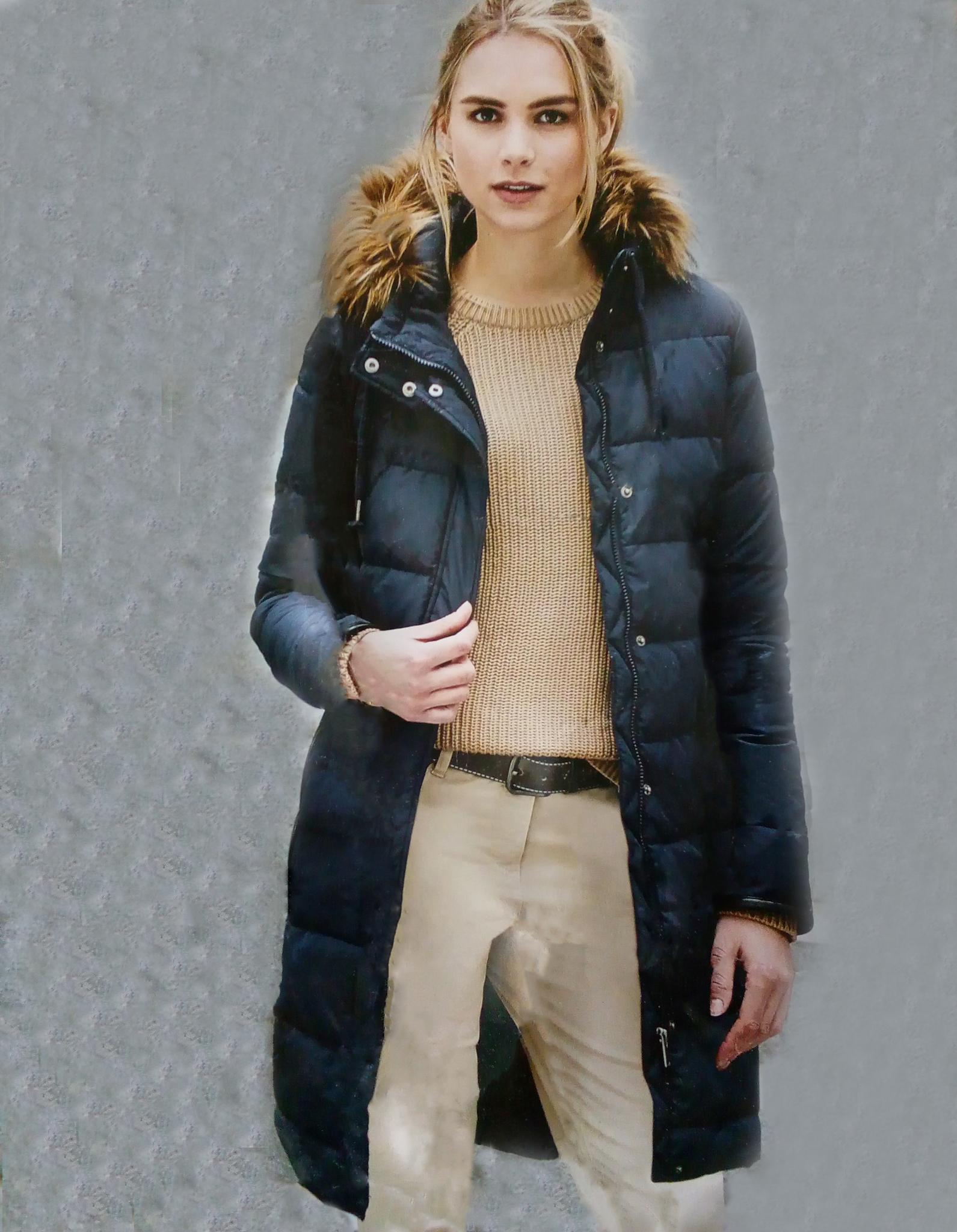 Куртка женская Blue Motion