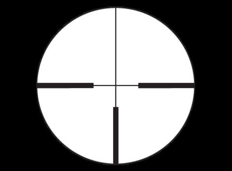 NIKON MONARCH 3 1-4×20 W/R4B