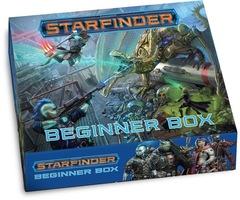 Starfinder. Стартовый набор / Starfinder Beginner Box (на русском языке)