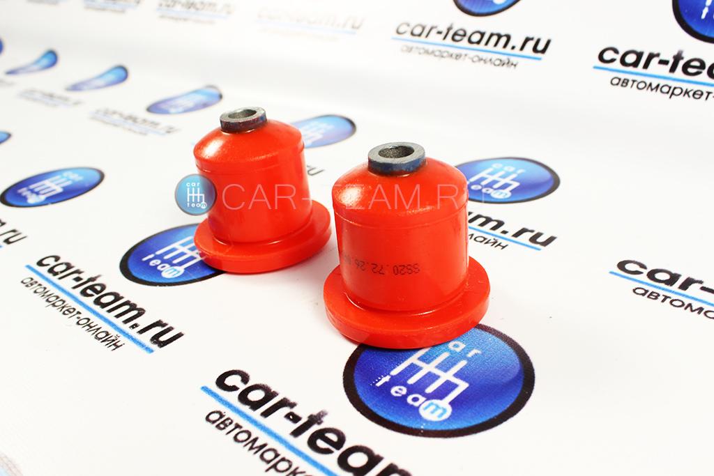 Шарнир рычага задней балки SS20 спорт (красный) полиуретан для автомобилей Лада