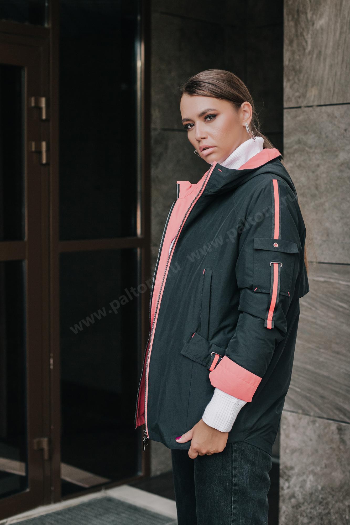 Куртка женская_(легкая) Осень-Весна