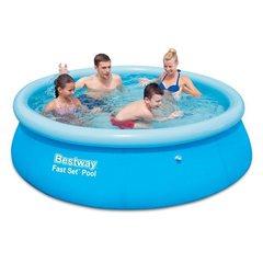 Бассейн надувной круглый Bestway 3 х 0.76