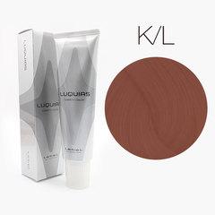 Lebel Luquias K/L (темный блондин медный) Краска для волос