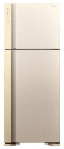 Холодильник с верхней морозильной камерой Hitachi R-V 542 PU7 BEG