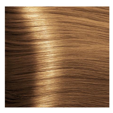 Крем краска для волос с гиалуроновой кислотой Kapous, 100 мл - HY 9.8 Очень светлый блондин корица