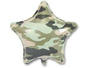 Фольгированные шары Шар звезда Камуфляж 1202-2620_m1.jpg