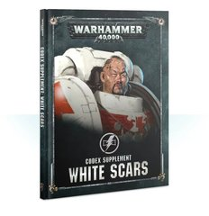 Codex Supplement: White Scars (English)