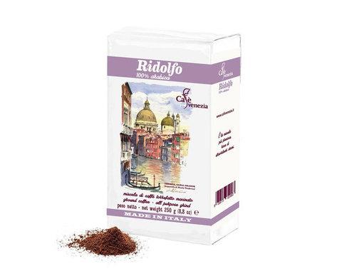 купить кофе молотый Cafe Venezia Ridolfo, 250 г