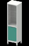 Шкаф лабораторный  ШКа-1 АйЛаб Organizer (вариант 3)