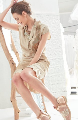 Платье Elisa Cavaletti