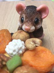 Мышка из шоколада