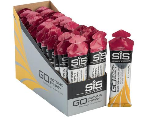 SiS Go Isotonic Energy Gels, 60ml, упаковка 30 шт