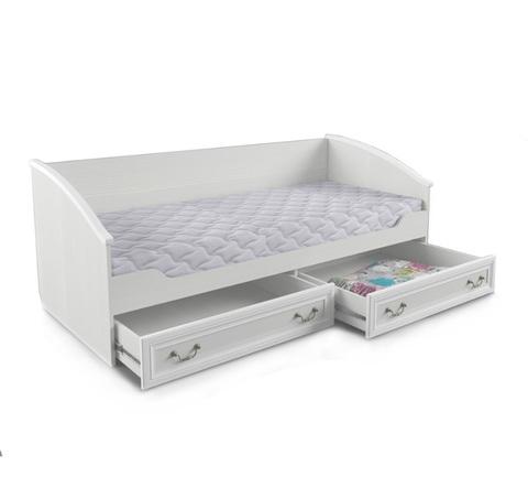 Кровать (широкая) «Классика»