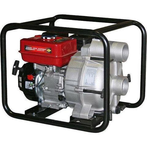 Мотопомпа бензиновая грязевая DDE PTR50K (вых 50 мм, 5.5лc,30м,500л/мин, 3.6л, 52кг) (PTR50K)