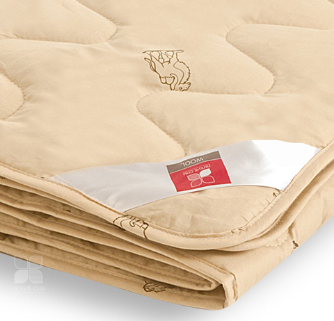 Одеяло Коллекции  Верби  верблюжья шерсть легкое.
