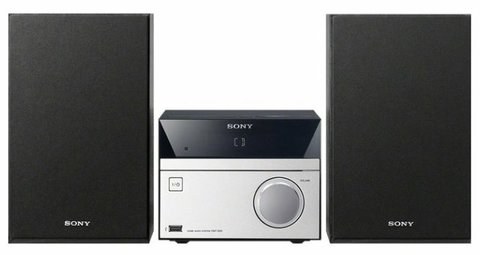 CMT-SBT20 музыкальный центр Sony купить в Sony Centre Воронеж